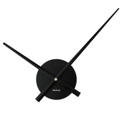 Ceas de perete Walplus - Black - Flexiclock