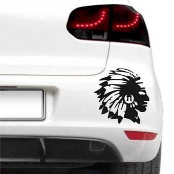 Sticker auto - Indian