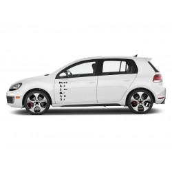 Sticker auto - Lista neagra