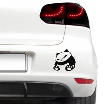 Sticker auto - Ursuletul Panda