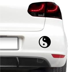 Sticker auto - Yin Yang