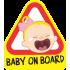Baby on board - Fetita plangacioasa