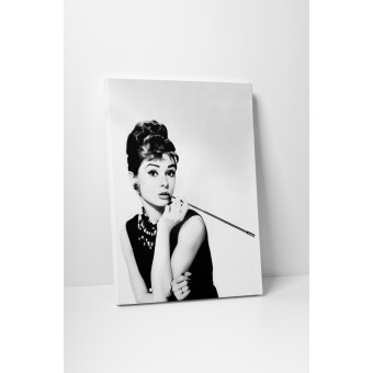 Audrey Hepburn - Tablou Canvas