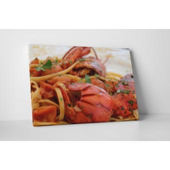 Spaghette cu creveti
