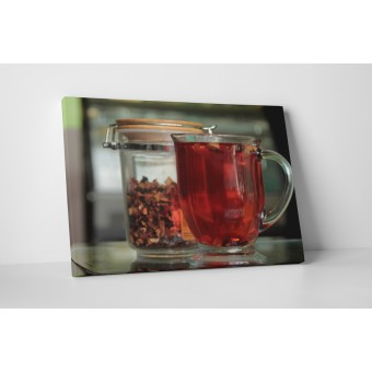 O cana de ceai