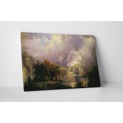 Rocky Mountain - Albert Bierstadt