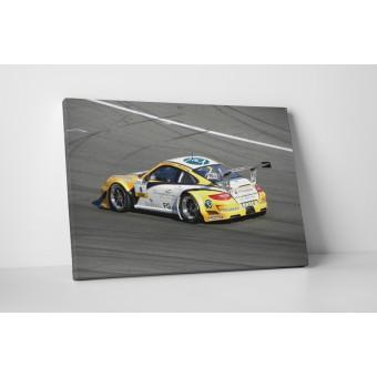 Racing Porsche