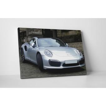 Porsche gri