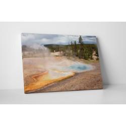 Gheizeri in Yellowstone