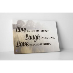 Live, Laugh, Love