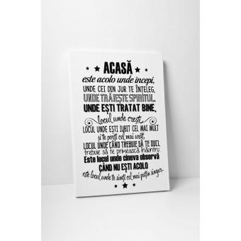 Acasa *Promotie* 75x100cm