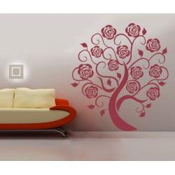Copacul trandafirilor
