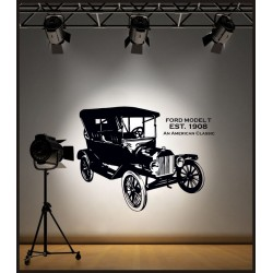 Ford model T, 1908