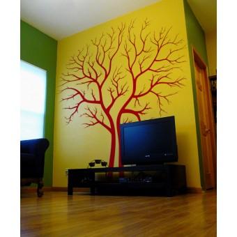 Copacul pustiu *Promotie* 110x130cm Choco