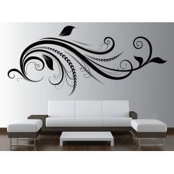 O creatie abstracta pentru casa Dumneavoastra *Promotie*  190x85cm Negru