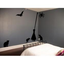 Motive Halloween