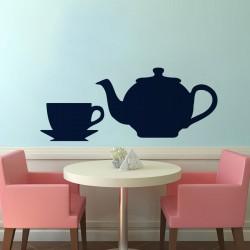 Ceainicul si cana