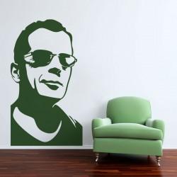 Bruce Willis cu ochelari