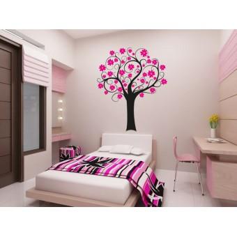 Copac cu floricele (MultiColor)
