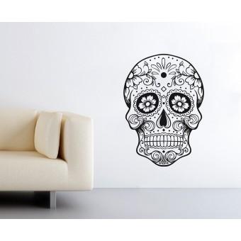 Craniu mexican - flori
