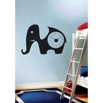 Elefantul micut + Ceas perete