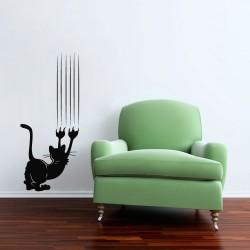 Pisica zgarietoare