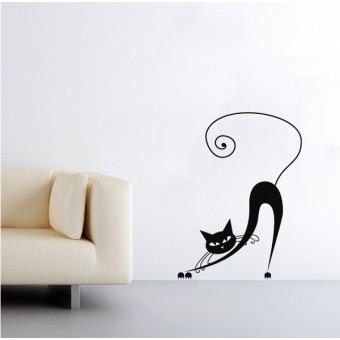 Pisica intinsa