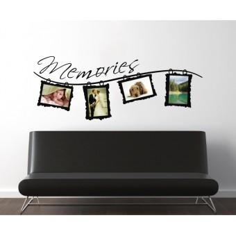 Amintiri *Promotie* 131x50cm Negru