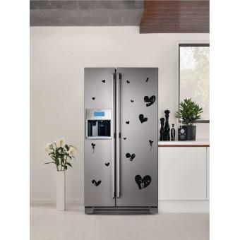 Pachet stickere pentru frigider - Pisici indragostite