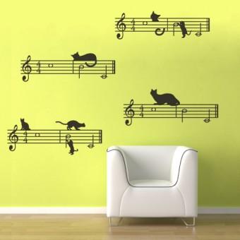 Pisici muzicieni