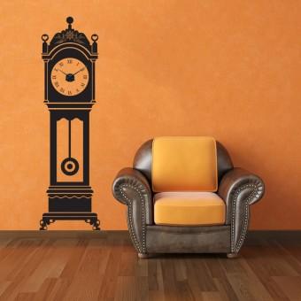 Ceasul cu cuc + ceas perete