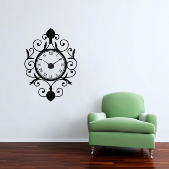 Ceas roman + ceas perete