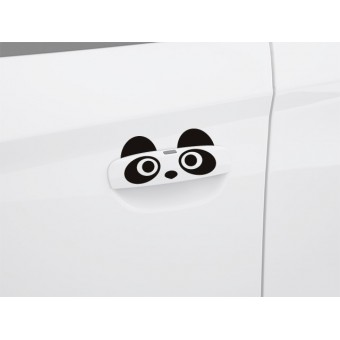 Sticker maner usa auto - Ursuleti panda