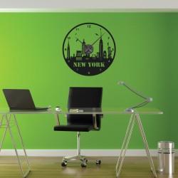 New York City + ceas perete