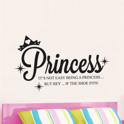 Being a princess