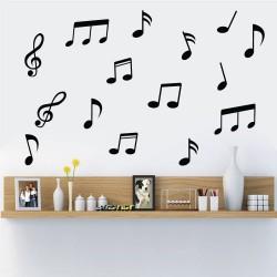 Note muzicale (pachet)