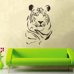 Portret de tigru
