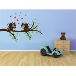 Iubirea de veverita