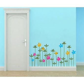 Floricele in culori
