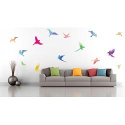 Color-birds