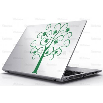 Sticker Laptop - Primavara
