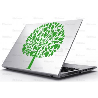 Sticker Laptop - Copacul sentimentelor