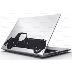 Sticker Laptop - Automobil clasic
