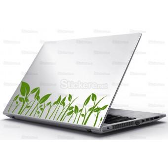 Sticker Laptop - Mai avem nevoie si de iarba!