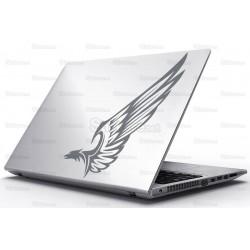 Sticker Laptop - Vulturul tribal