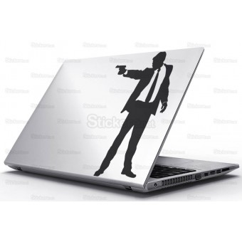 Sticker Laptop - Asasinul
