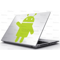 Sticker Laptop - Android
