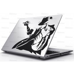 Sticker Laptop - Michael Jackson