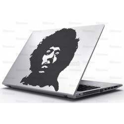 Sticker Laptop - Jimi Hendrix