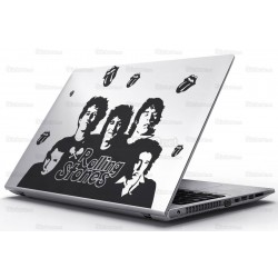 Sticker Laptop - The Rolling Stones